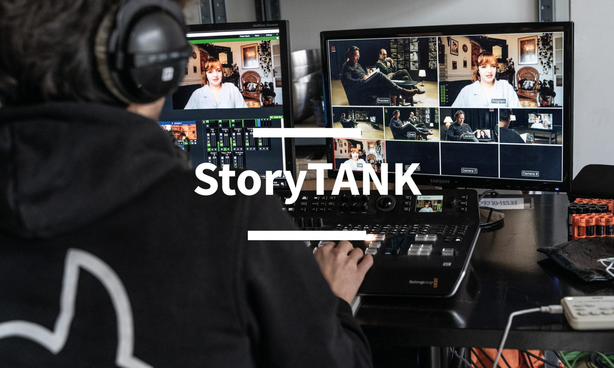 StoryTANK | Think Tank bringing together screenwriters& storytellers